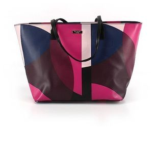 Kate Spade color block leather bag